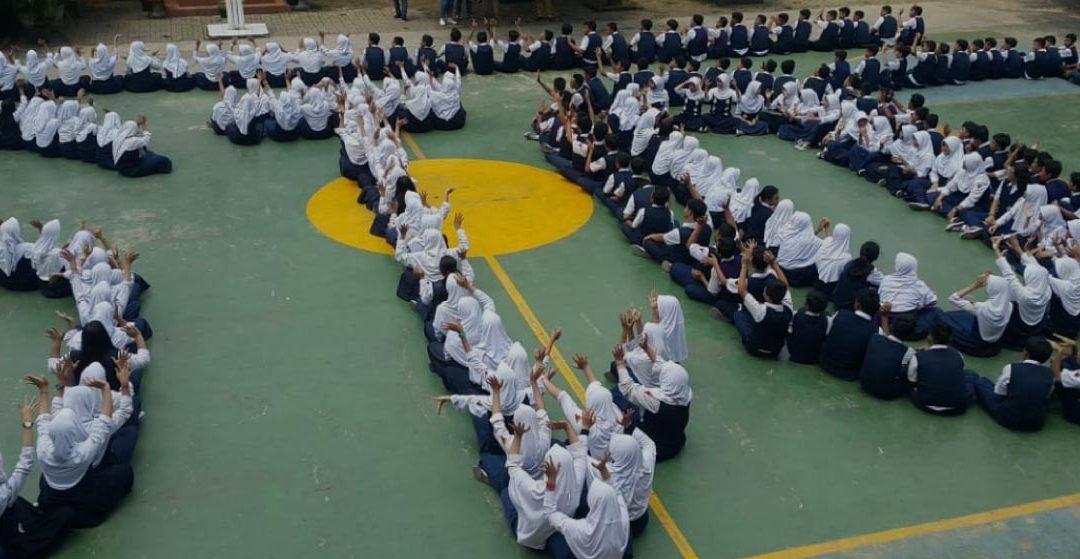 Kegiatan Eskul SMPN 1 Tangerang